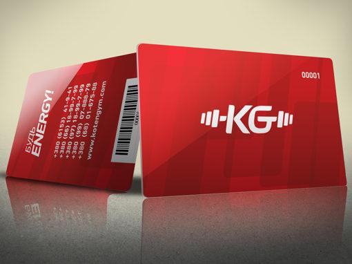 Дисконты для сети фитнес-центров «Kotengym»