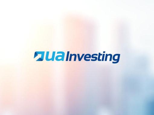 Логотип для компании «UAinvesting»