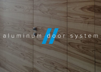 Сайт для виробника алюмінієвих дверних систем «Альтезза»