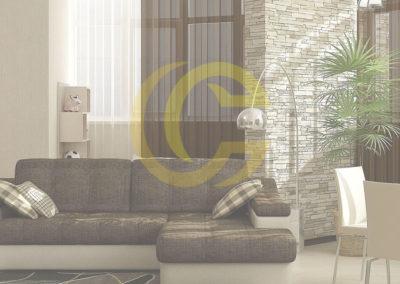 Сайт для будівельної компанії «Comfort»