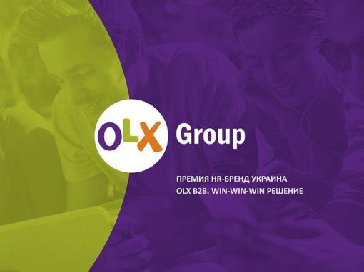 Презентация для компании OLX