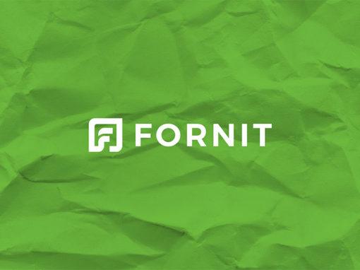 Логотип для компании «Fornit»