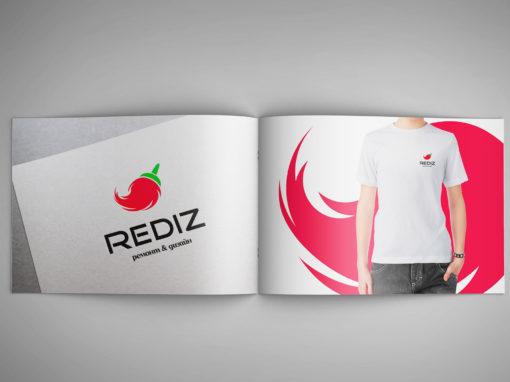 Паспорт логотипа Rediz