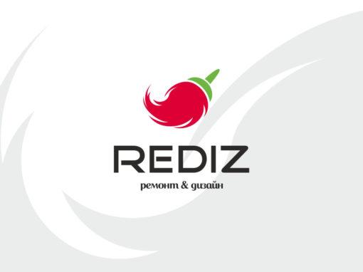 Логотип Rediz
