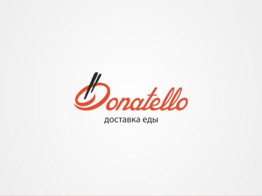 Логотип Донателло