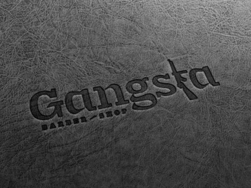 Логотип Gangsta