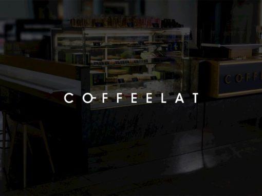 Дизайн презентации Coffeelat