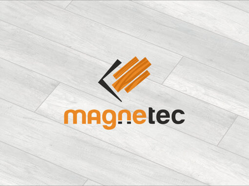 Логотип Magnetec